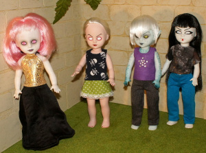 Living Dead Dolls Fashion